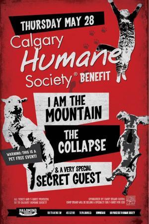 Calgary Humane Society Benefit: I Am The Mountain, Super